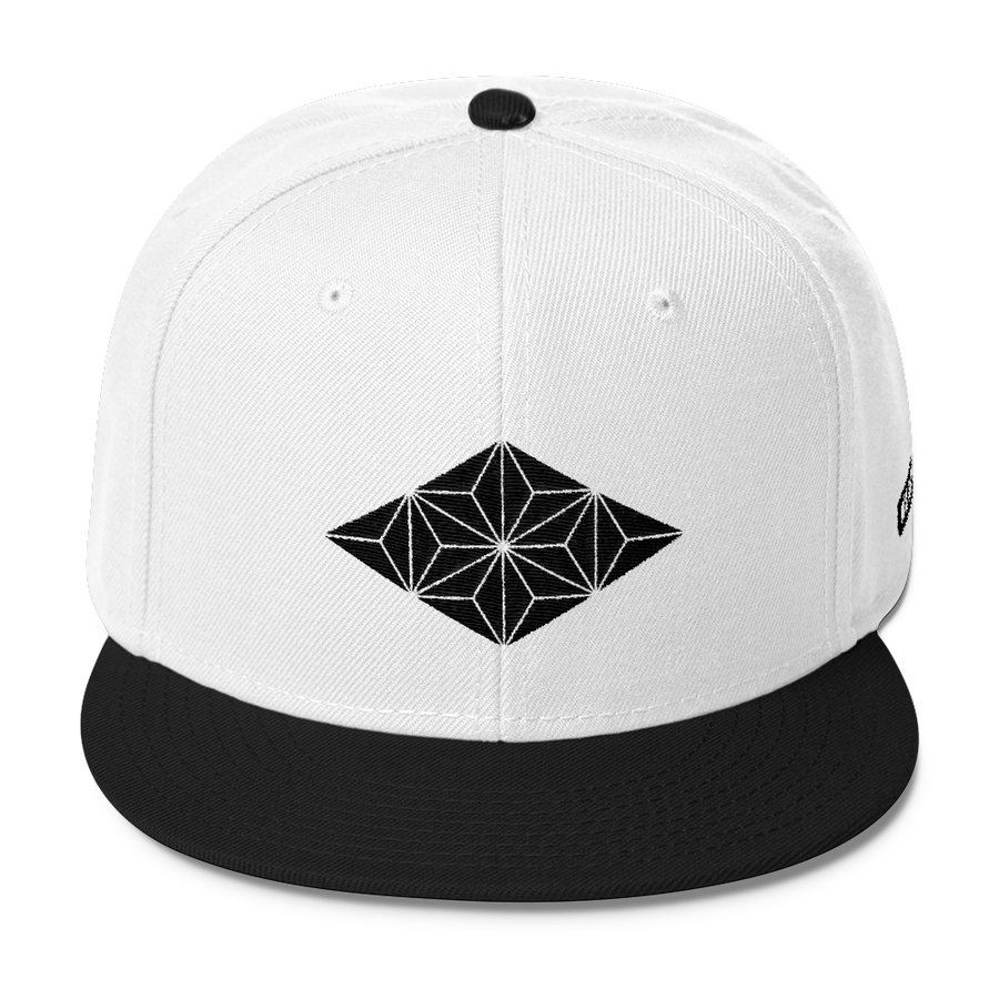 Image of Embroidered Snap Back IV