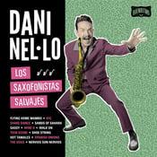 """Image of Dani Nel·lo """"Los Saxofonistas Salvajes"""" CD"""