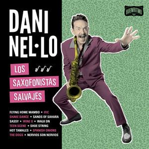 """Image of Dani Nel·lo """"Los Saxofonistas Salvajes"""" LP"""