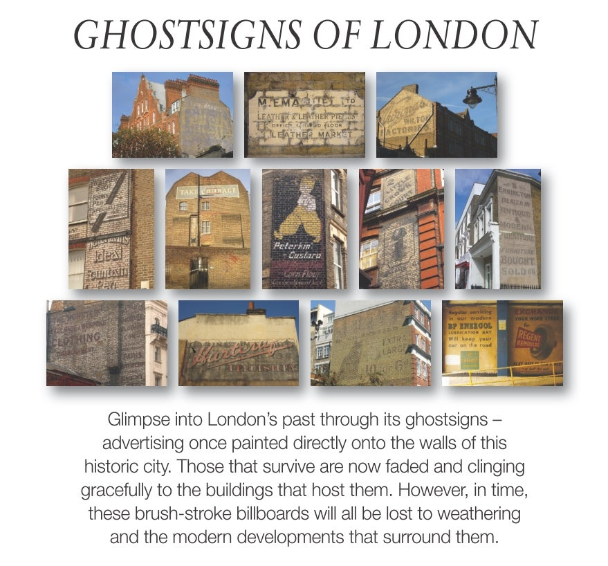 Image of Ghost Signs of London