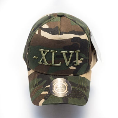 Image of All Camo Green Cap