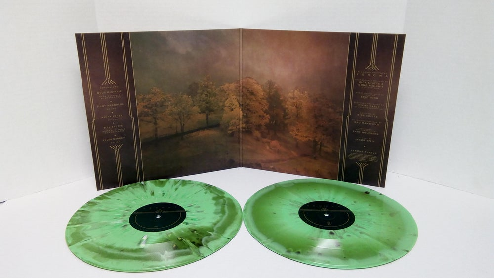Image of Kenoma - The Tides Will Prevail 2xLP
