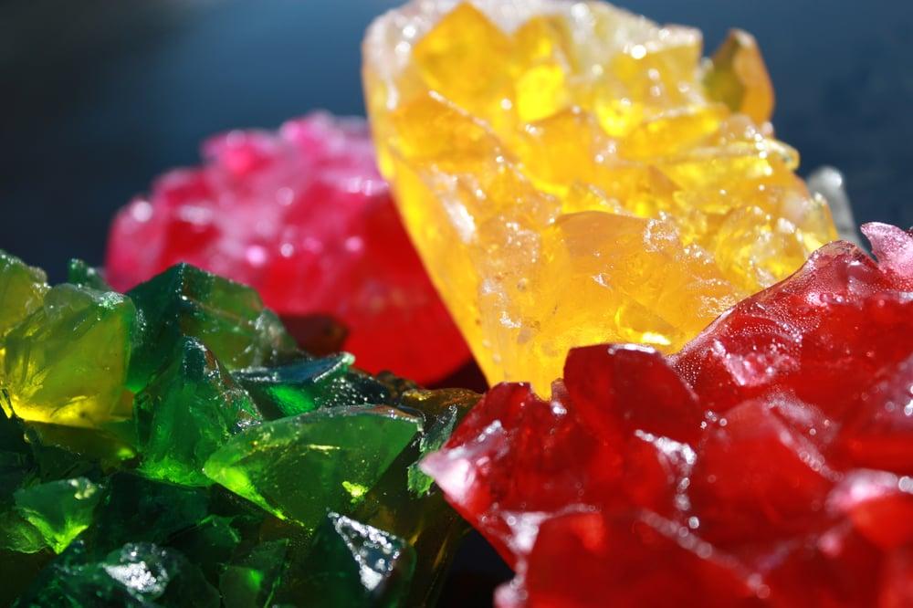 Image of Crystal Soap Bar