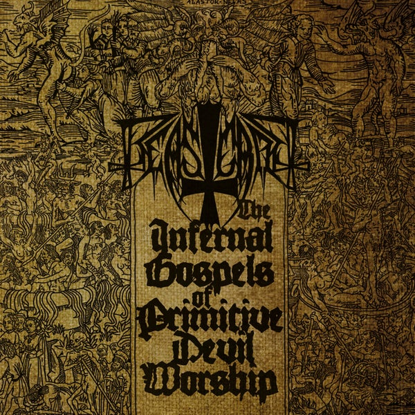 "Image of BEASTCRAFT ""The Infernal Gospels Of Primitive Devil Worship"" CD"