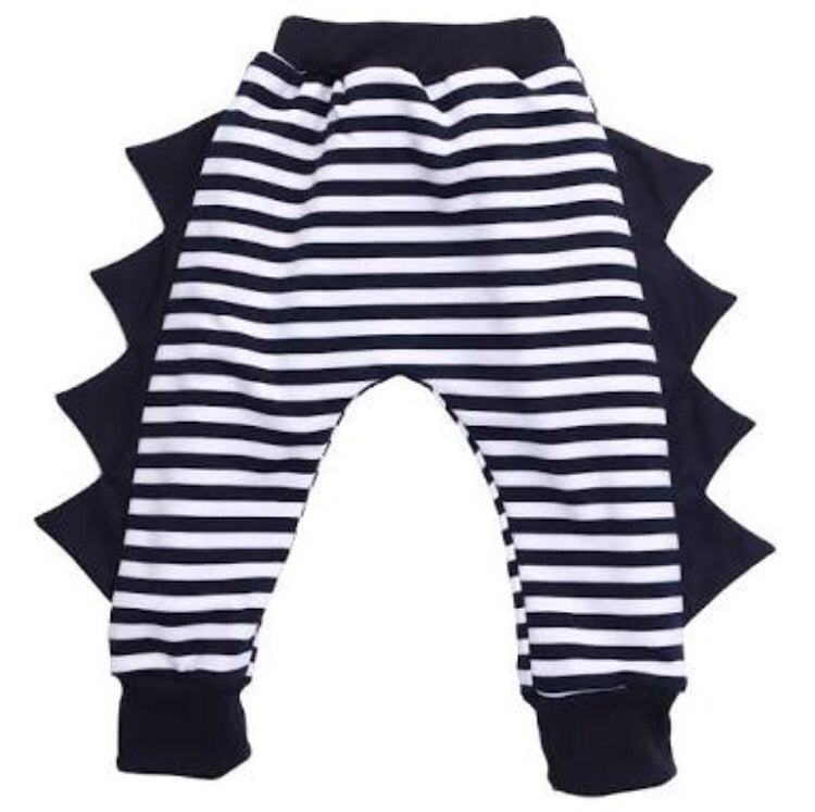 Image of Stripe Dino Pants