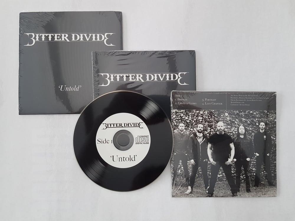 Image of Bitter Divide - Untold EP