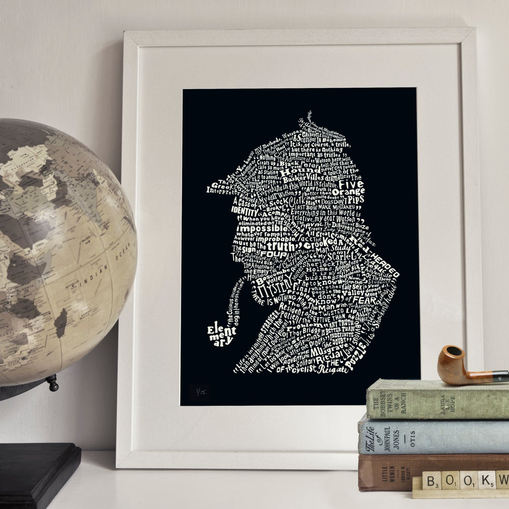 Image of A Study In Sherlock (Black)