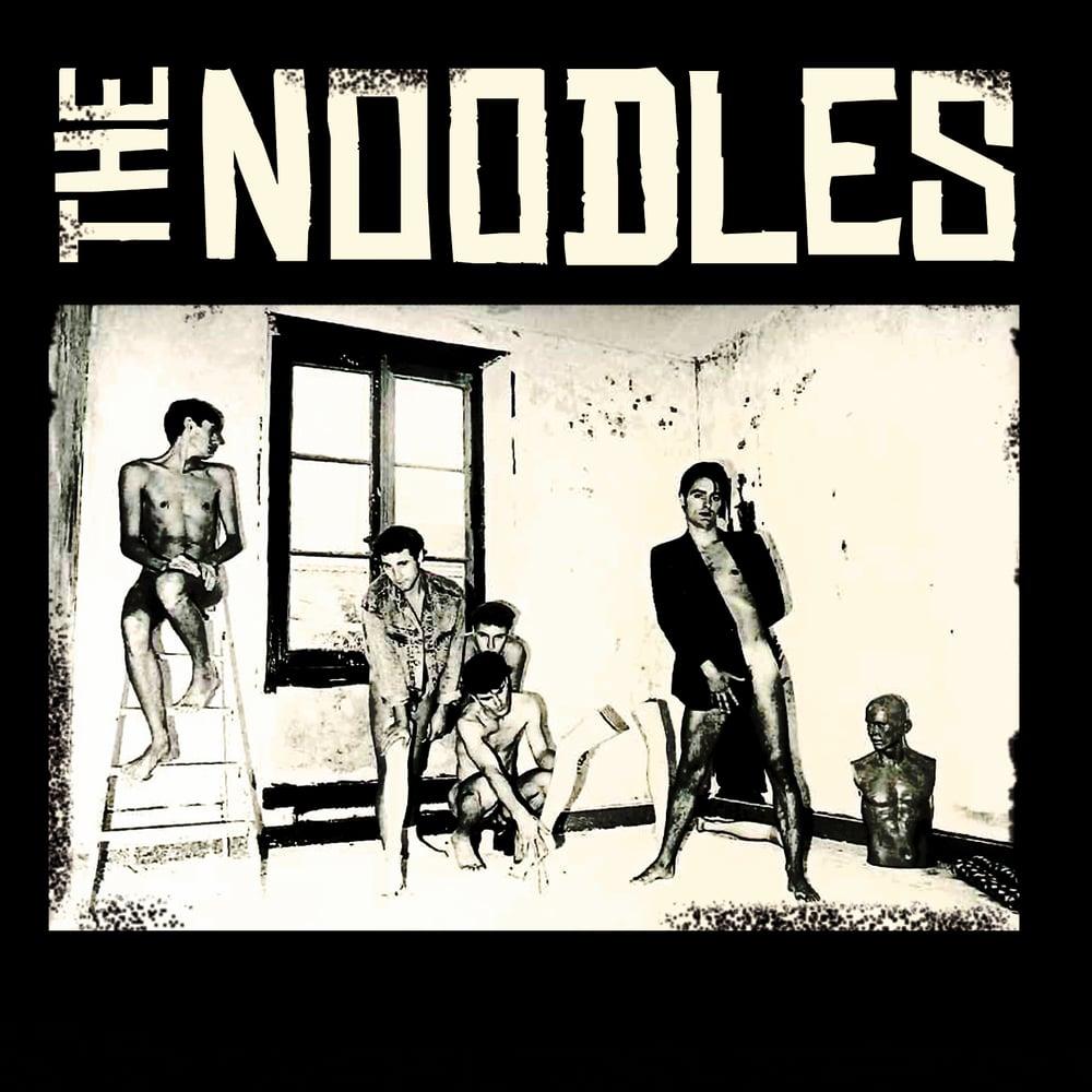 """THE NOODLES """"s/t"""" CD"""