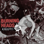 "Image of BURNING HEADS ""KXLU Live 1999"" CD"