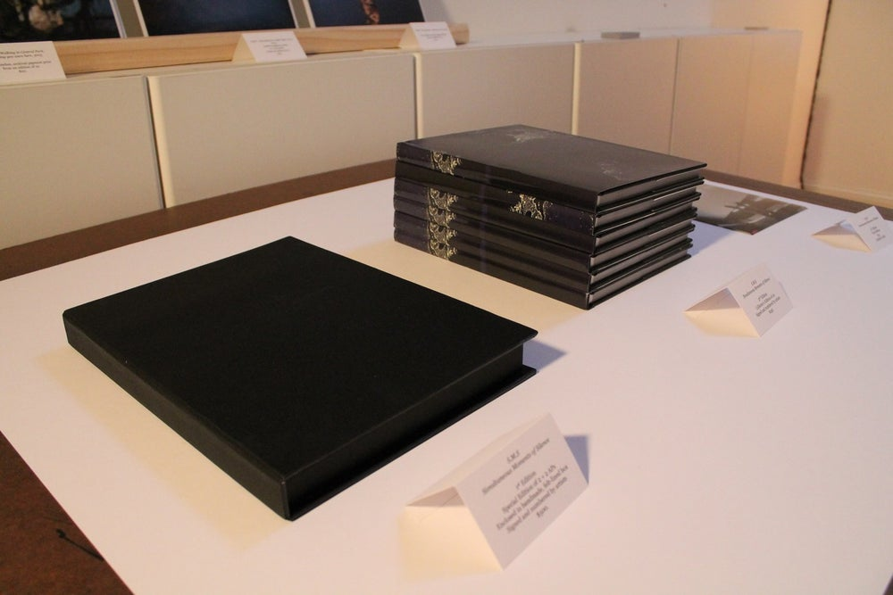 Image of SMS: Simultaneous Moments of Silence (Collector's Edition)