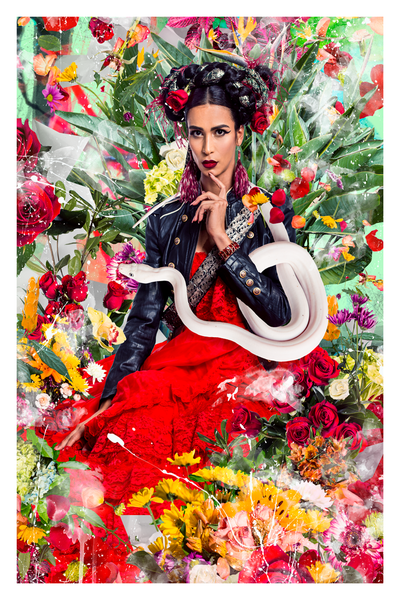 Image of Flores Fatales - Amanda