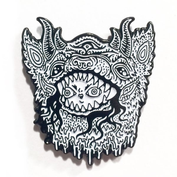 Image of Inside Ya Enamel Pin