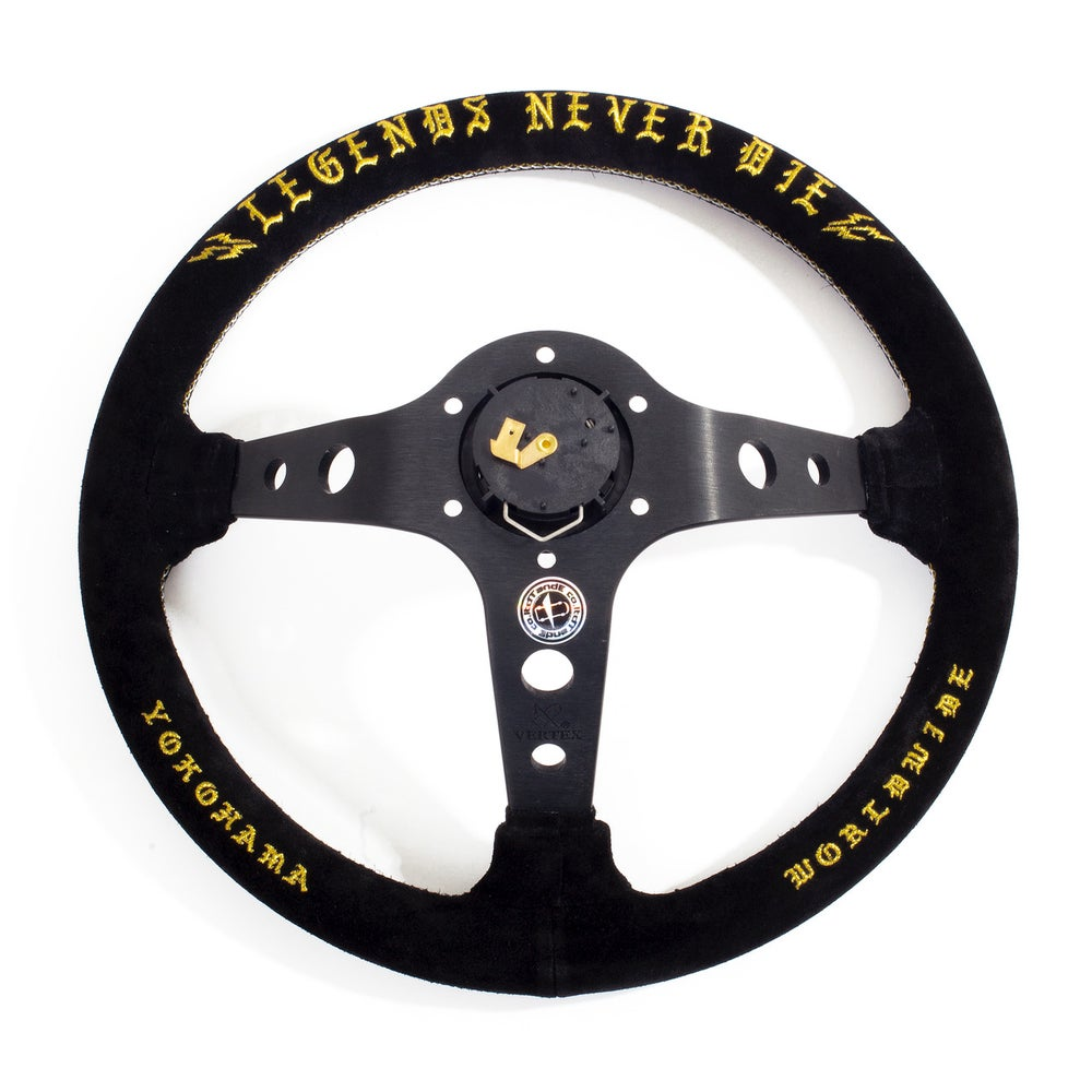 "Image of Meanstreets x Vertex ""Legends Never Die"" 330 Wheel"