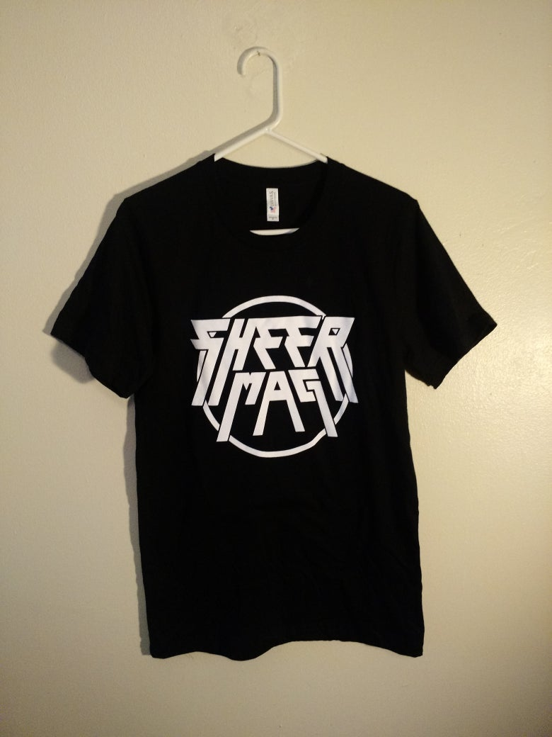 Image of SHEER MAG LOGO SHIRT