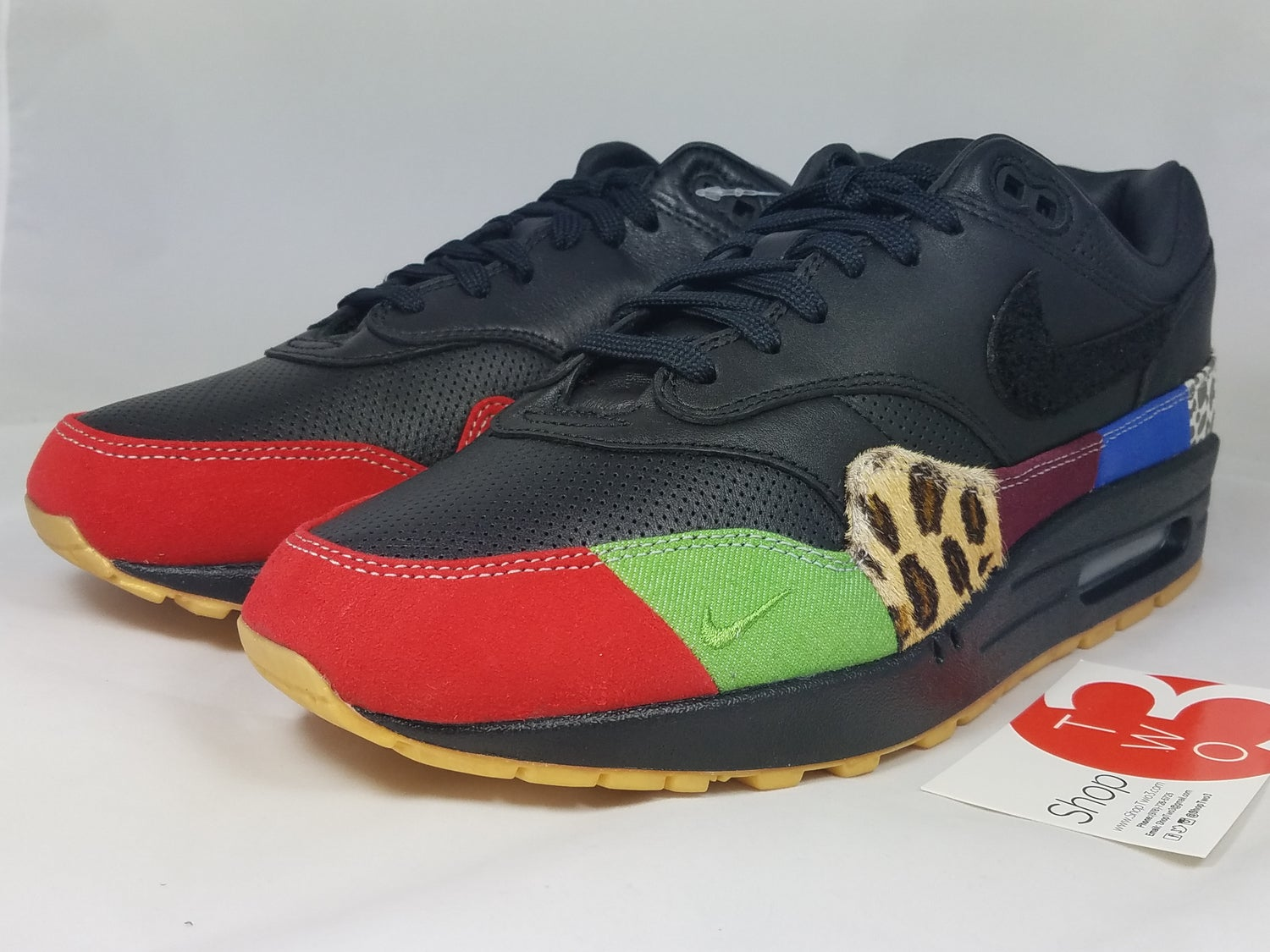 "Image of Nike Airmax 1 ""Masters"""