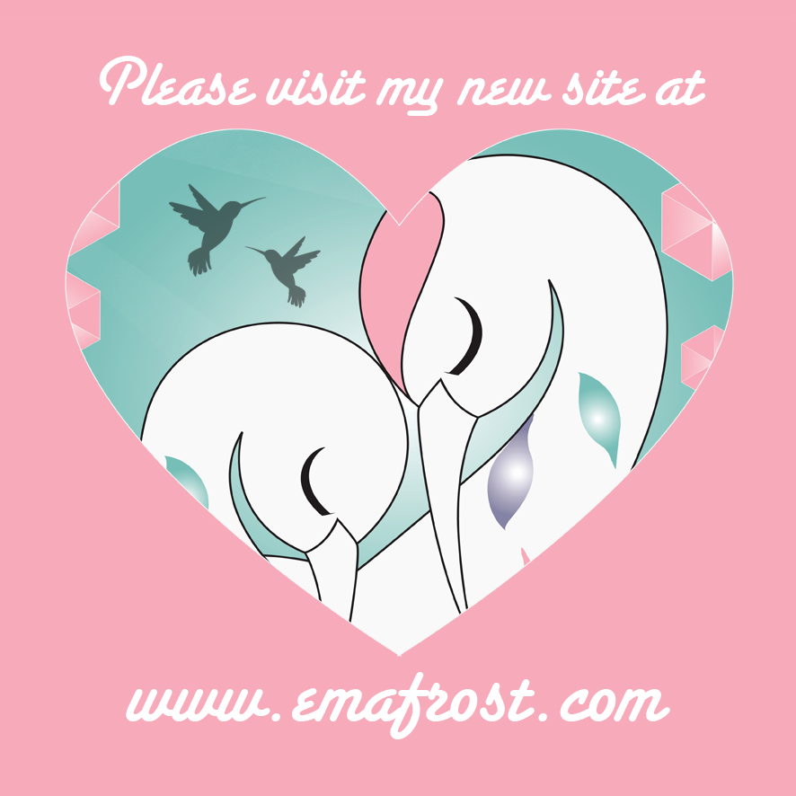 Image of new website // www.emafrost.com