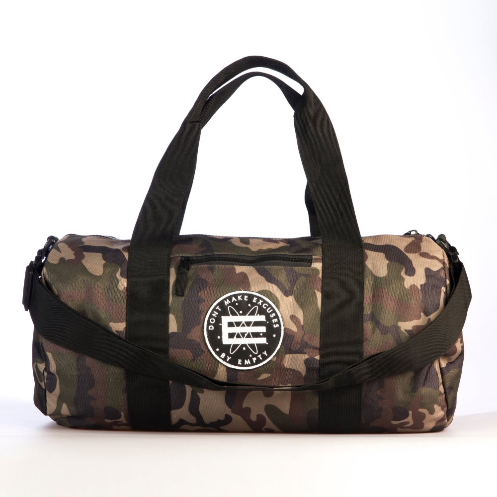 Image of  Duffle Bag jungle camo