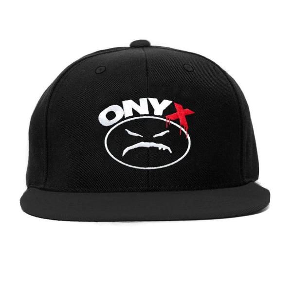 Image of Onyx Madface Snapback