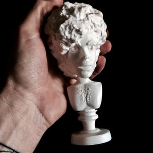 Image of #LPPisART 'Maestro MicroBust' Resin Cast Statuette