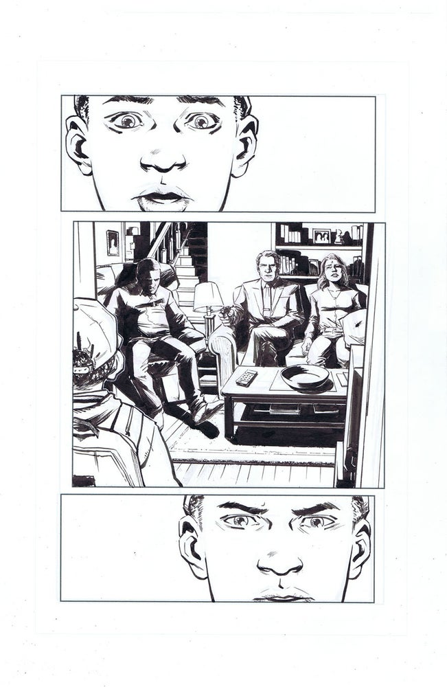Image of Savage Things #1 Pg.2