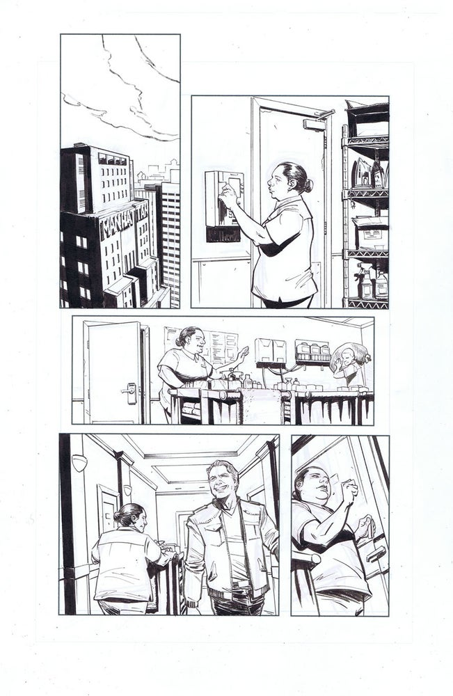 Image of Savage Things #1 Pg. 4