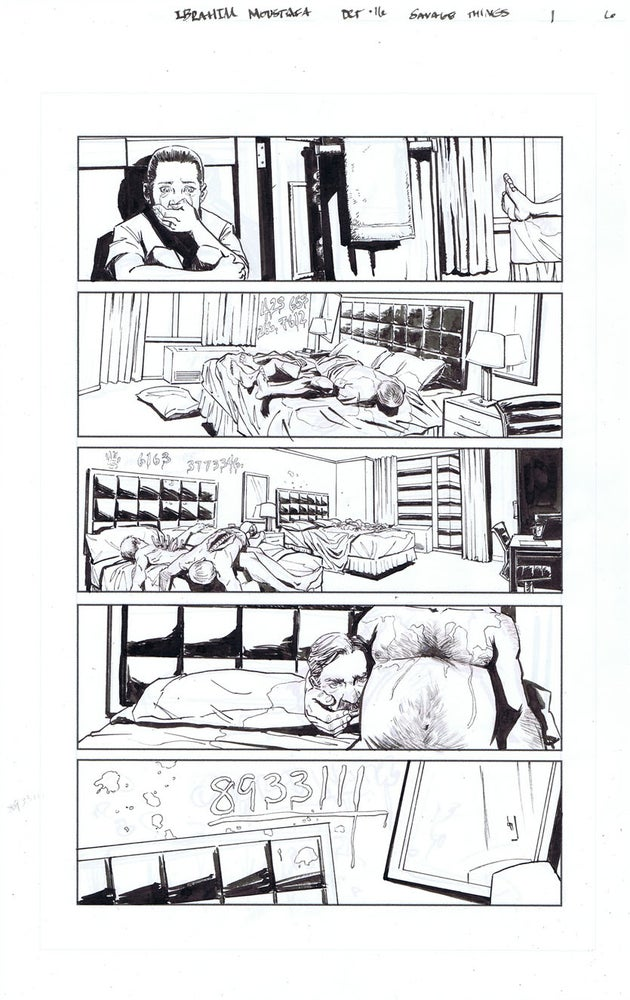 Image of Savage Things #1 Pg.6