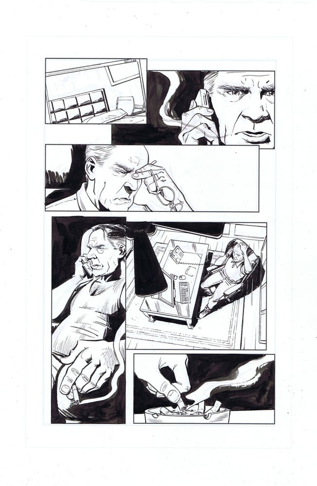 Image of Savage Things #1 Pg.11