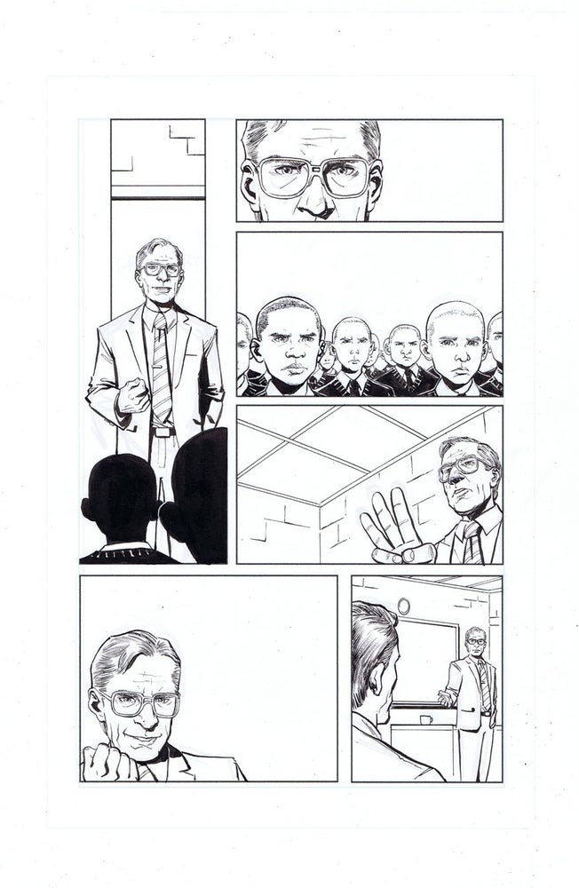 Image of Savage Things #1 Pg.13