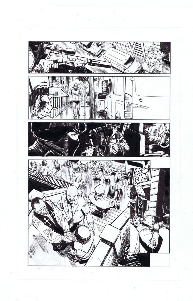 Image of Savage Things #1 Pg.17
