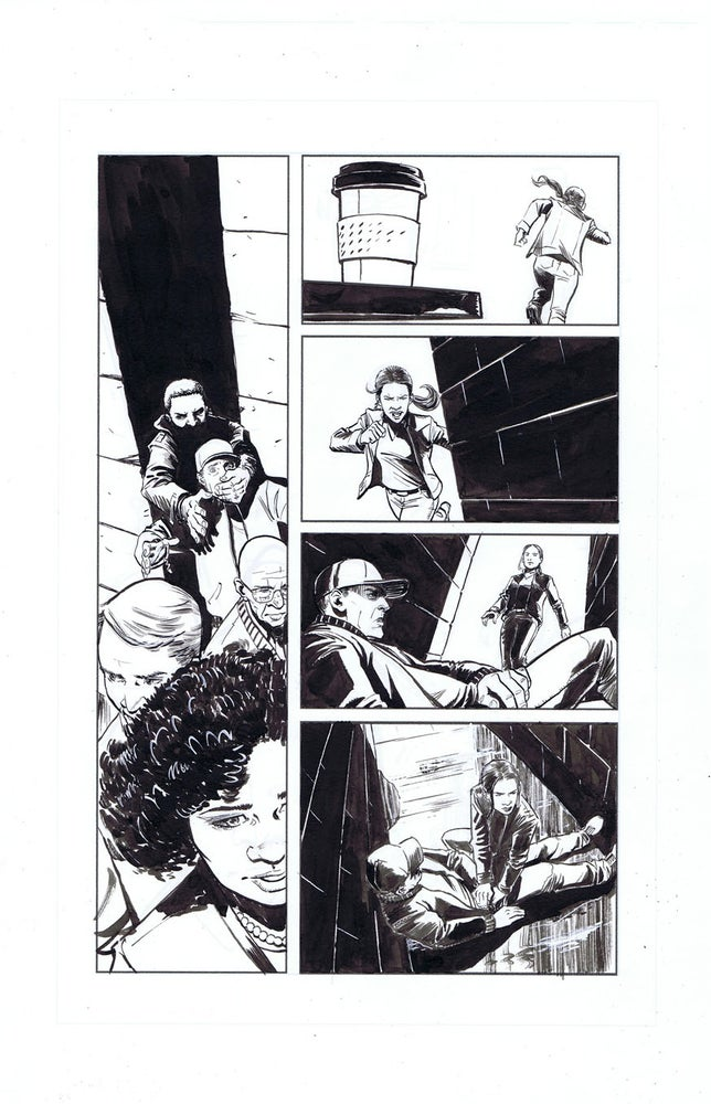 Image of Savage Things #1 Pg.18