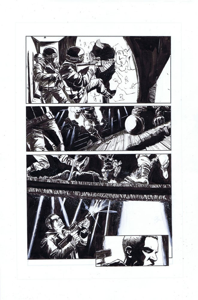 Image of Savage Things #1 Pg.21