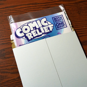Image of Comic Relief - Comic Book