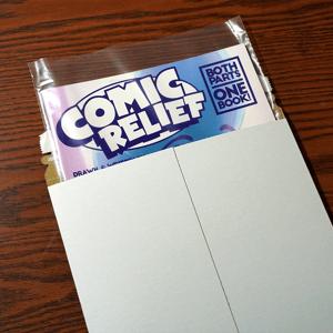 Image of Comic Relief - Comic Book