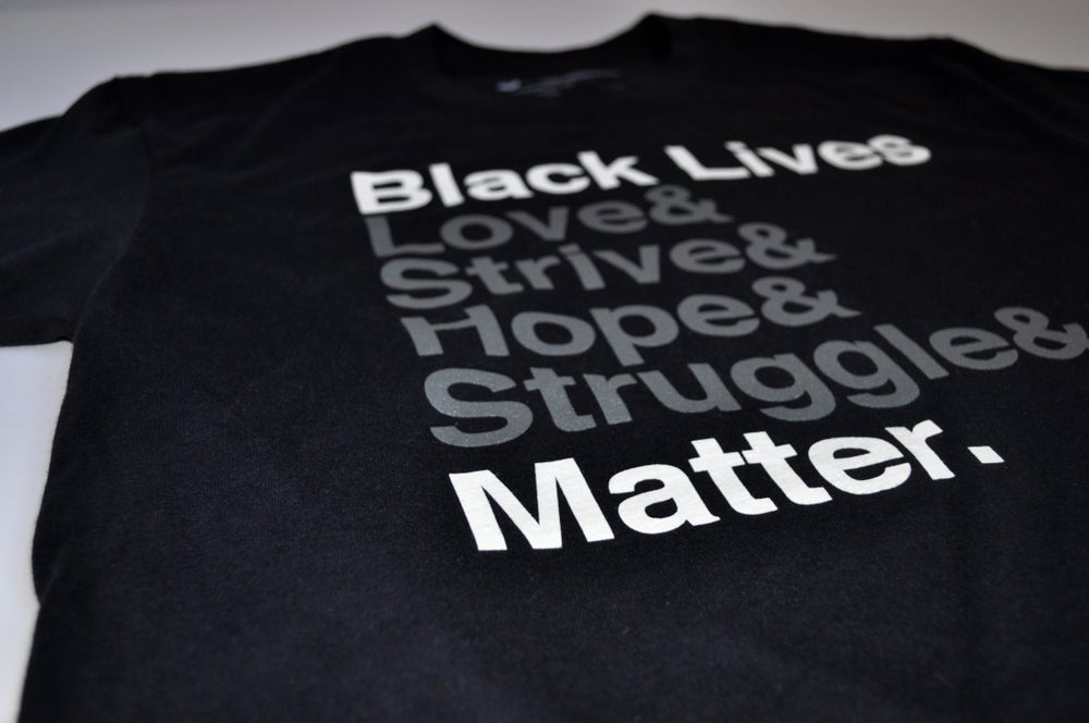 Image of Black Lives Matter T-shirt