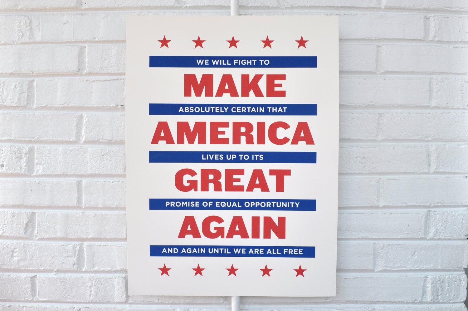 Image of Make American Great Again Poster