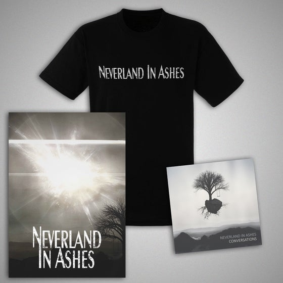 Image of CONVERSATIONS CD Bundle + Shirt