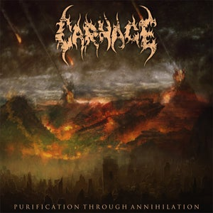 Image of CARNAGE Purification Through Annihilation CD