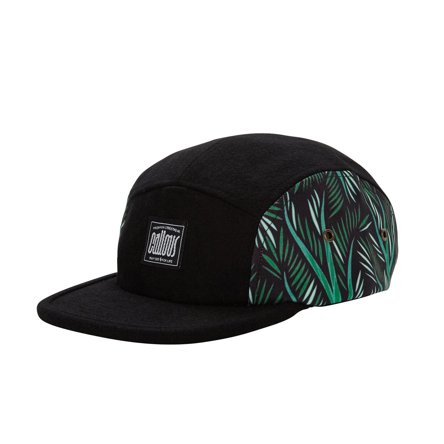 Image of Green Sleeves 5 Panel Cap