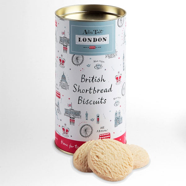 Alice Tait London British Shortbread Biscuits - Alice Tait Shop