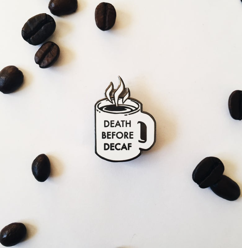 Image of Diner Coffee Pin