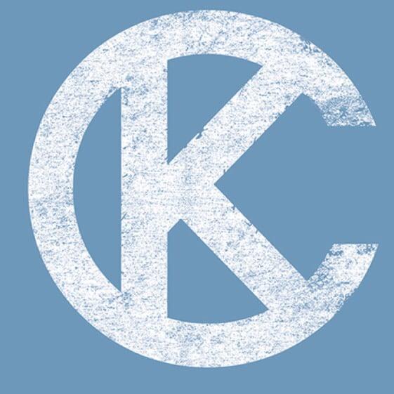 Image of Loyalty KC Blue Logo Shirt