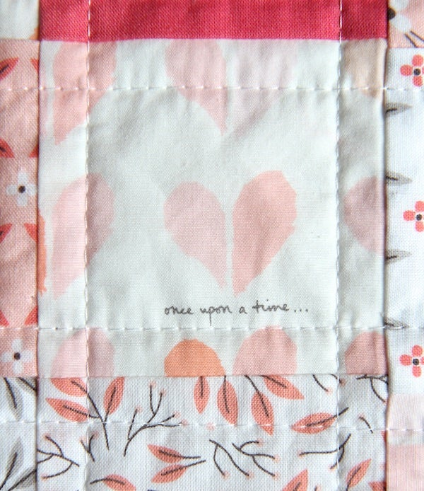 Image of Peachy Keen Quilt