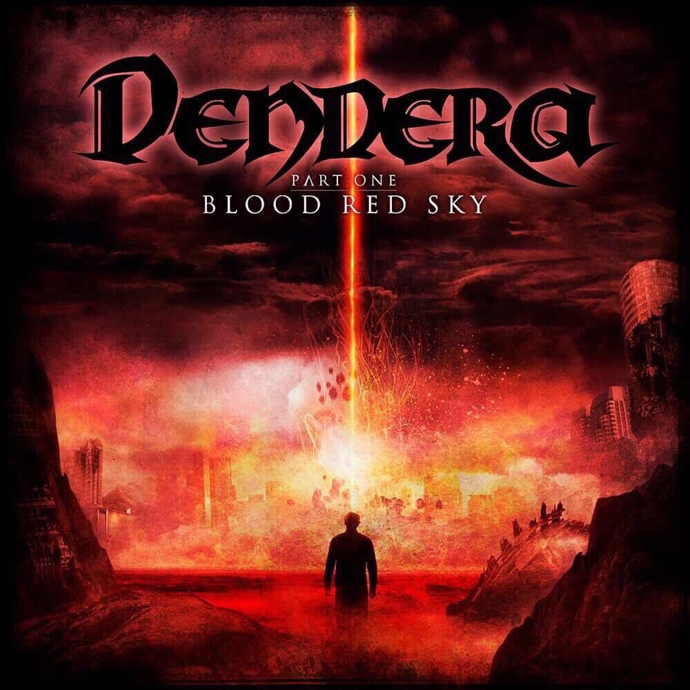 Image of Dendera, Part one: Blood Red Sky - EP