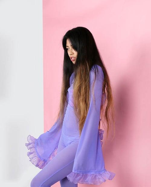 Image of Violette - Frou Frou Jumpsuit
