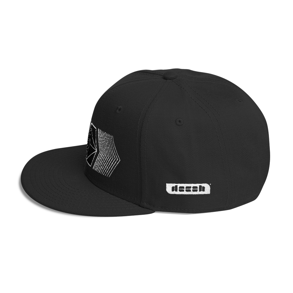 Image of Embroidered Snap Back I