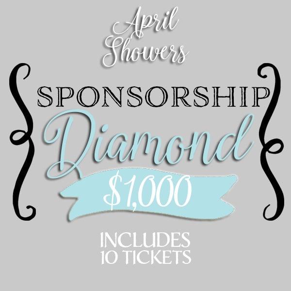Image of APRIL SHOWERS • Diamond Sponsorship