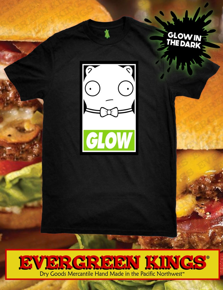 Image of Glow in the Dark Kuchi Kopi Shirt