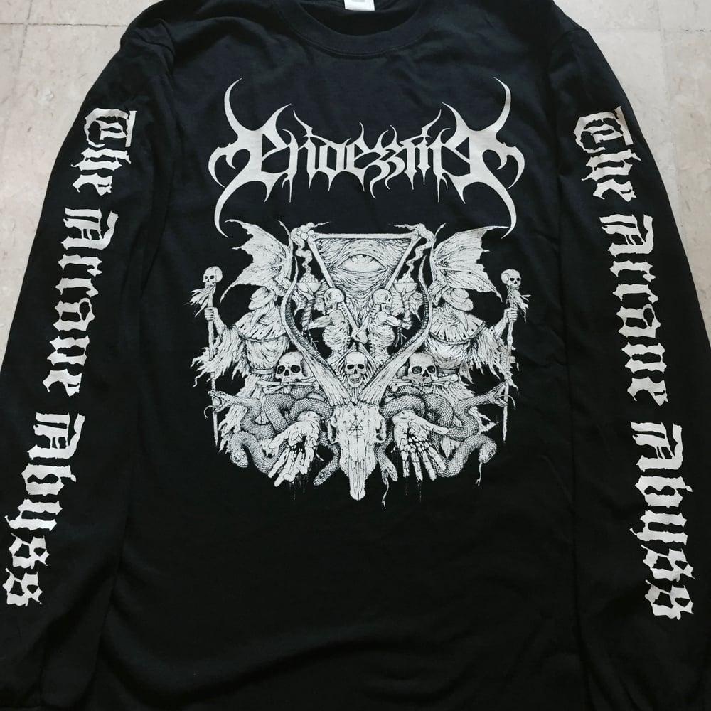 """Image of ENDEZZMA """"The Arcane Abyss"""" Longsleeve Shirt"""