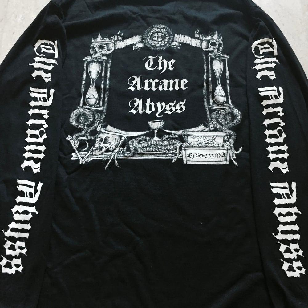"ENDEZZMA ""The Arcane Abyss"" Longsleeve Shirt"