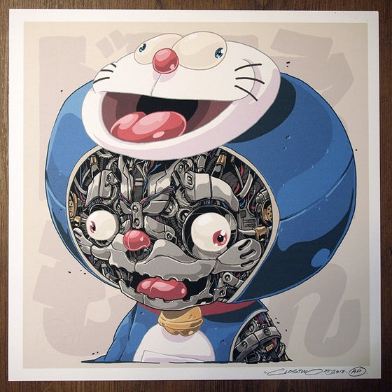 Image of MECHASOUL DORAEMON